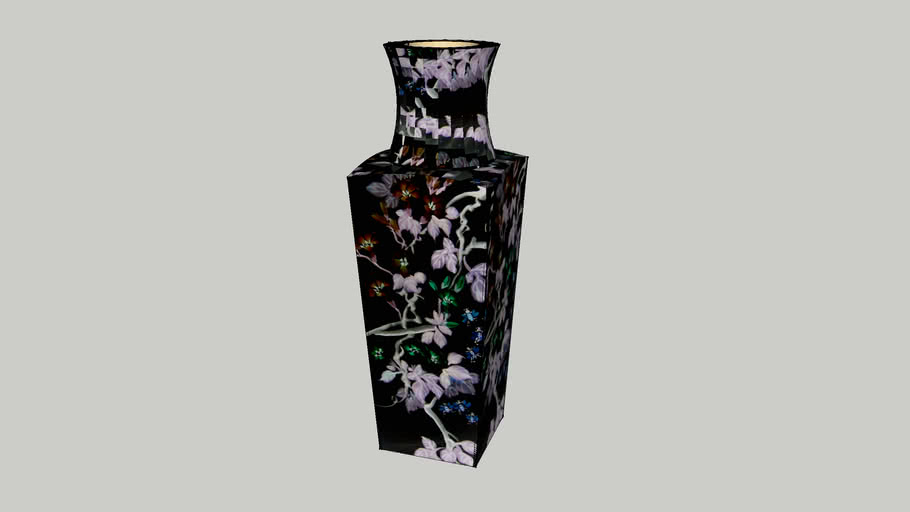 Antique Vase, Chinese