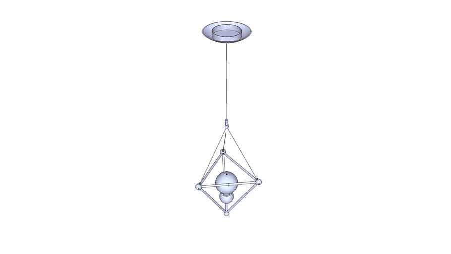 Pendente StarLux MD1549-1B