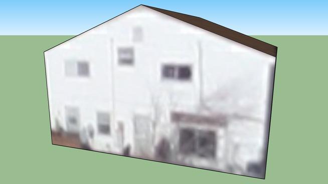 Building in 1, LA, USA