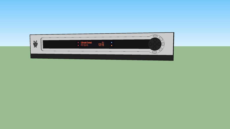 TiVo Series 3 2008 (TCD648250B)
