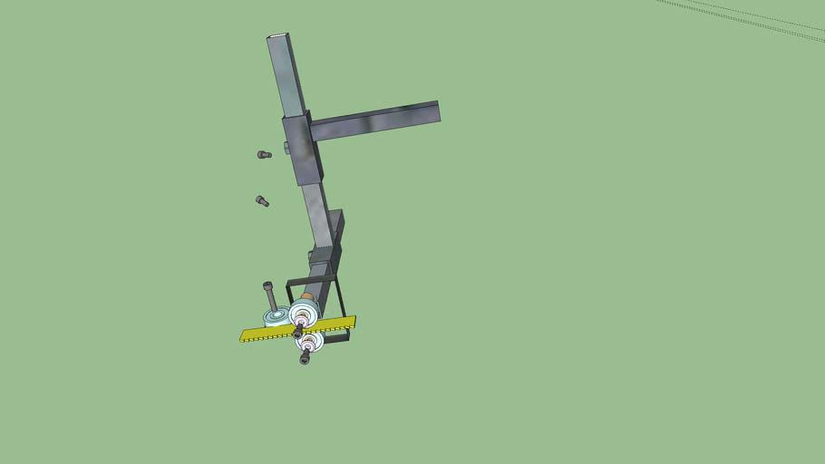 Bandmill Blade Guide
