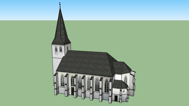 Ev. Kirche in Götterswickerhamm
