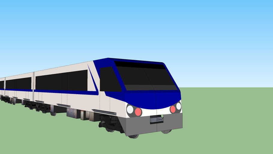 Tren Inventado 1