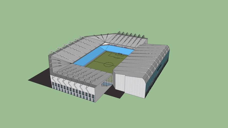 Redevlopment stage 2 of stadium