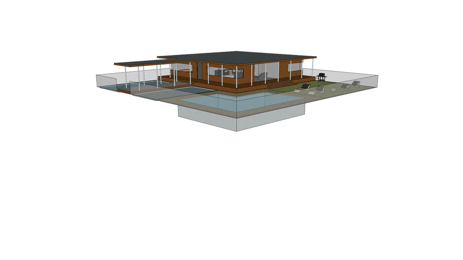 Modern house 2X