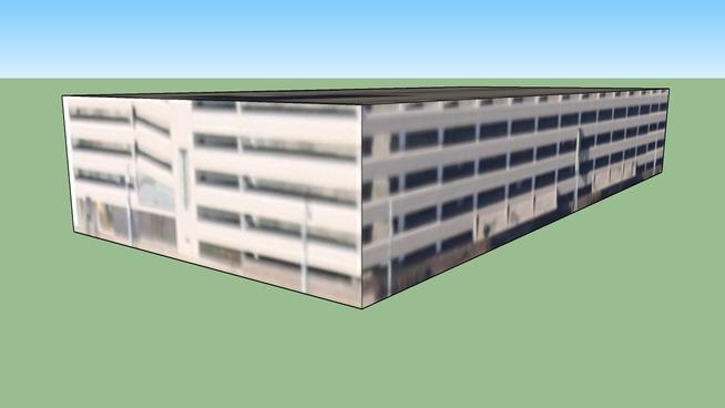 Building in Greensboro, NC, USA