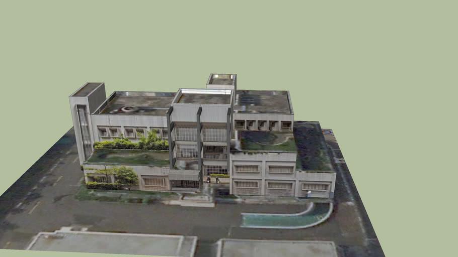 內湖污水處理廠辦公室