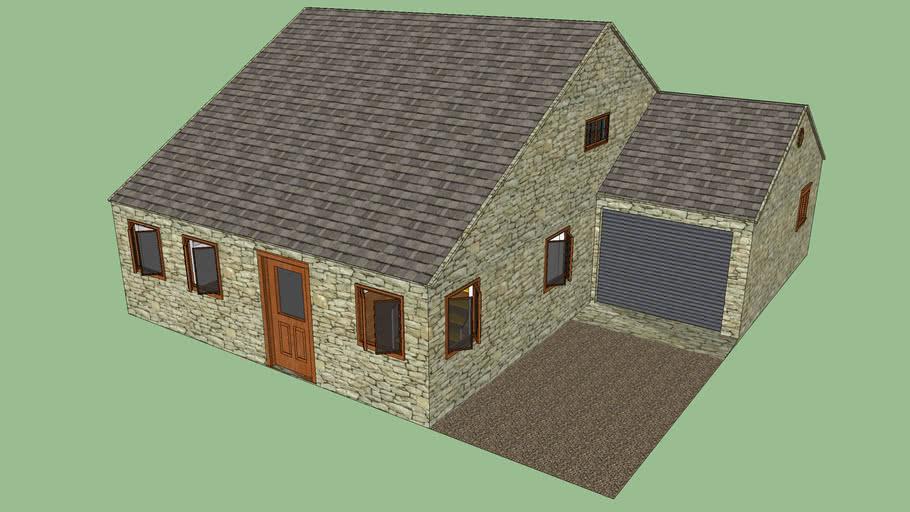 maison de pierres