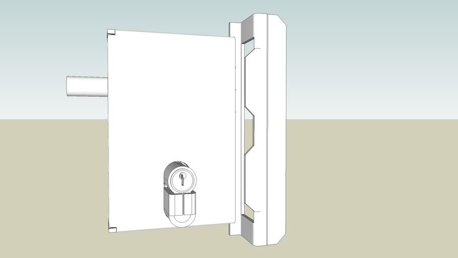 REDlock® 3Pin Security Lock by Duro Pressings