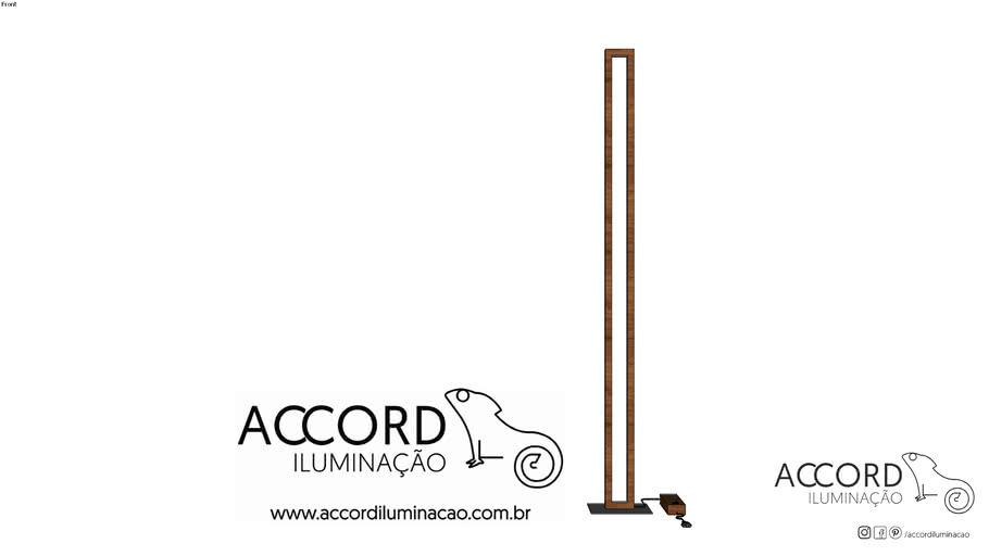 Coluna Accord Frame 3123