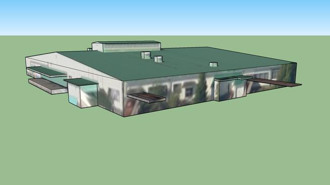 陸上自衛隊 練馬駐屯地:建物