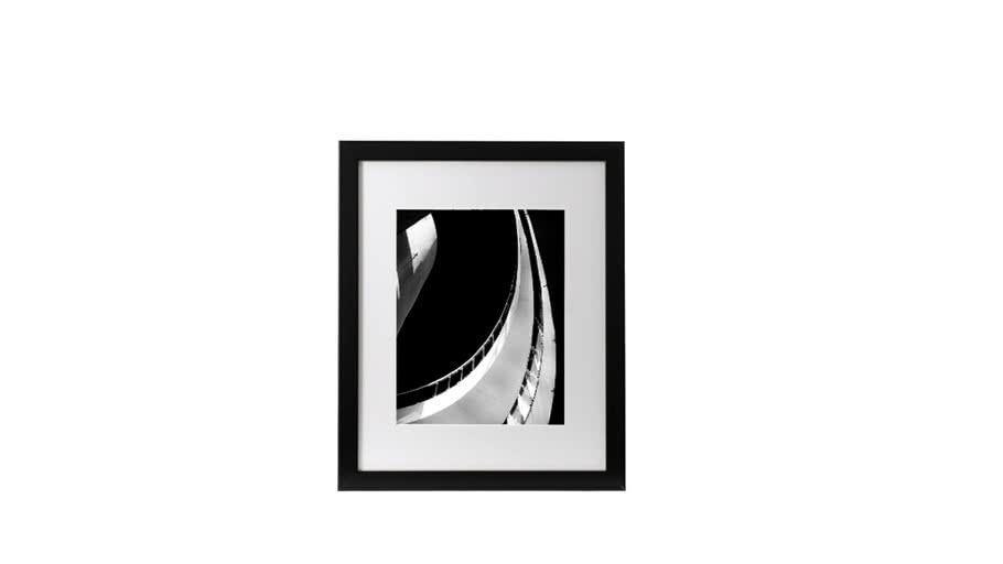 Quadro A12 - Arquitetura Brasileira: Oscar Niemeyer