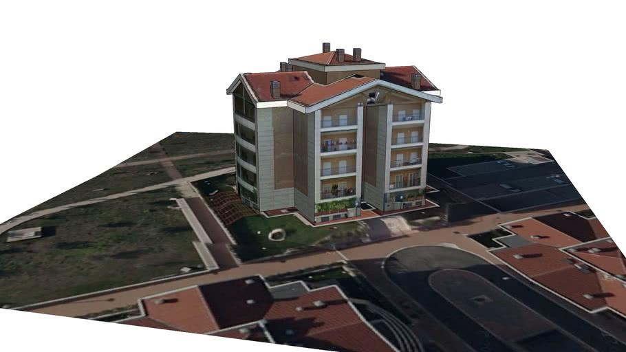 complesso residenziale lucrezia romana