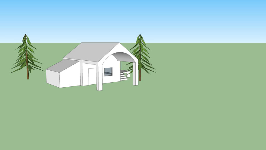 Sketchup Project 1 part3
