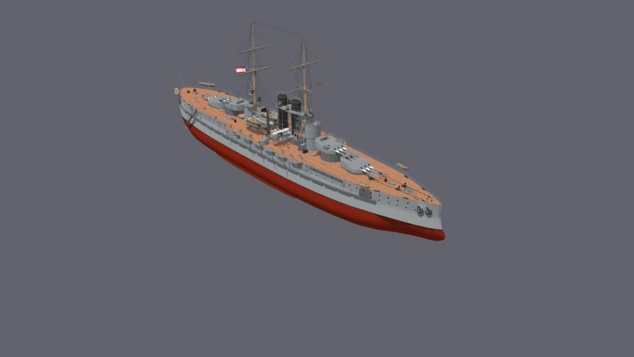 ww1-Navy-Dreadnougth-Era---circa-1895-1925- 20