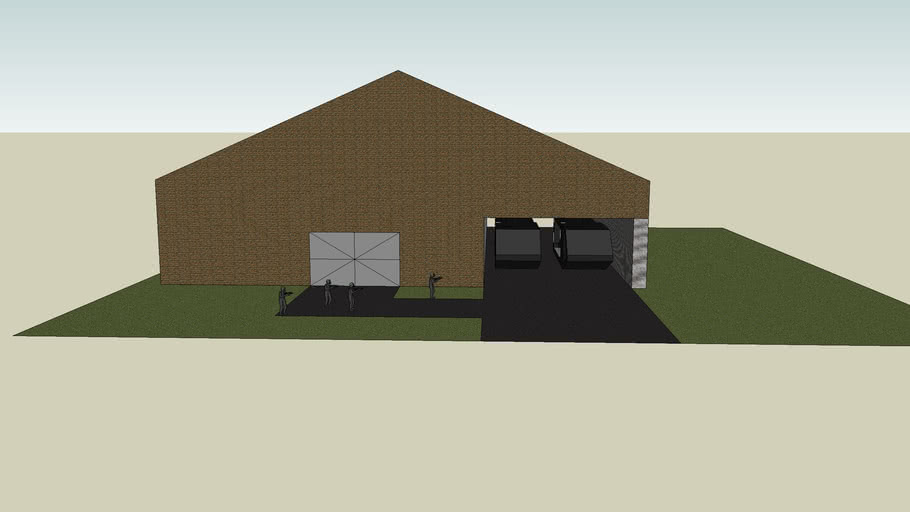 RSMC Staging area