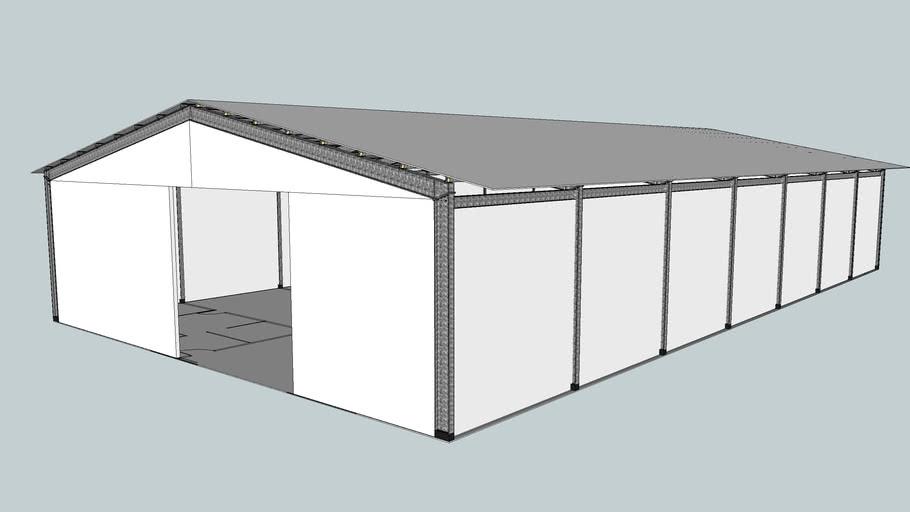 Gudang 3d Warehouse