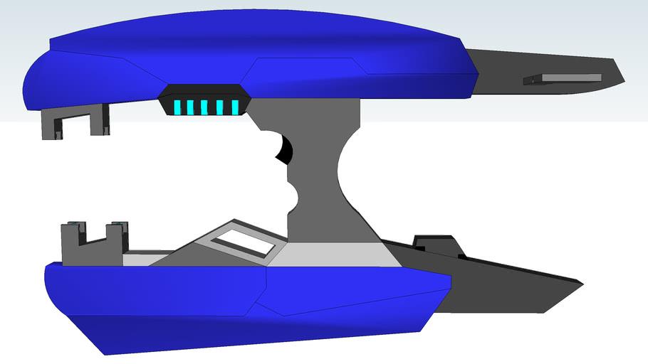 Type-25 Directed energy rifle