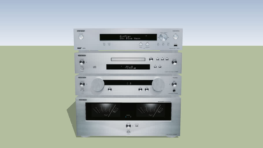 Onkyo Component Stereo