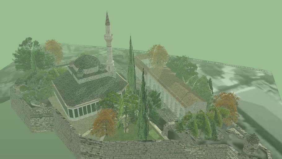 Aslan Pasha Mosque, Ioannina