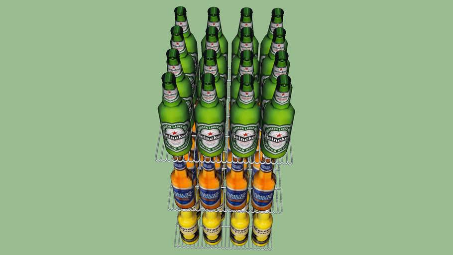 Beer Bottles B