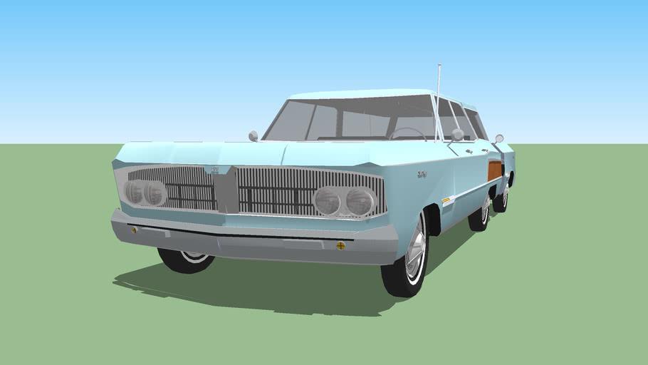 1962 Getz Wagon Crusader
