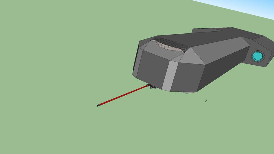 Boarder Frigate Mk III