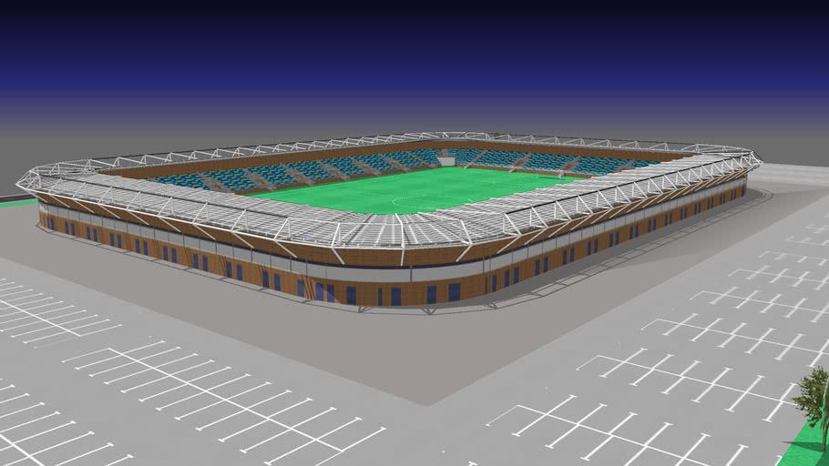 Estadio de Sáracano