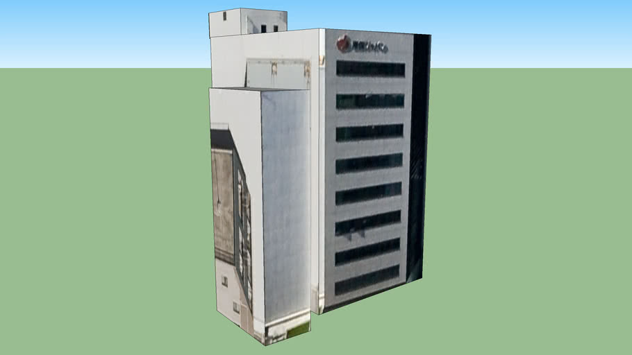 Building in 〒730-8701