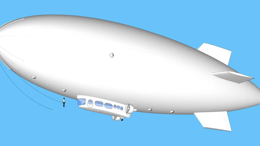Skyship 600-08