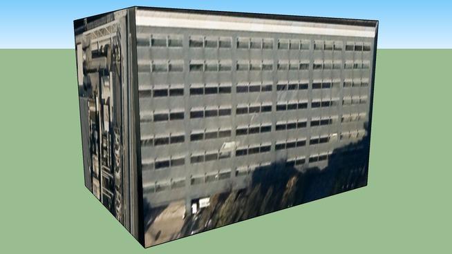 Building in 〒105-0002