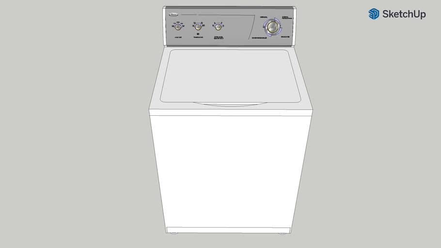 Whirlpool Washer Ultimate Care II