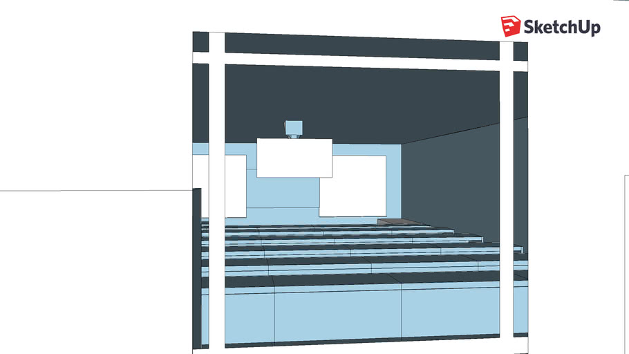 Info Tech 3D Room Remodel