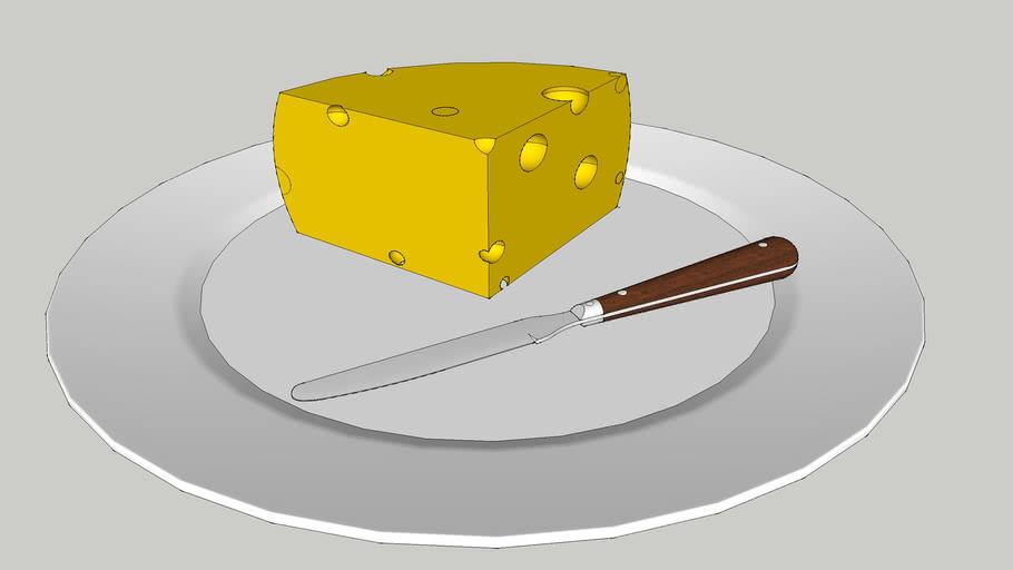prato de queijo