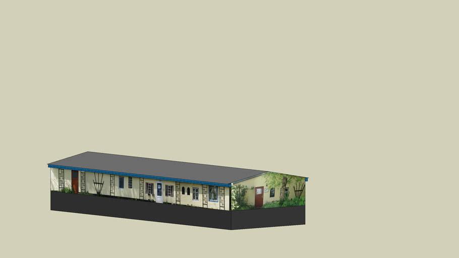 Ton Steine Scherben Museum - Rio Reiser Haus