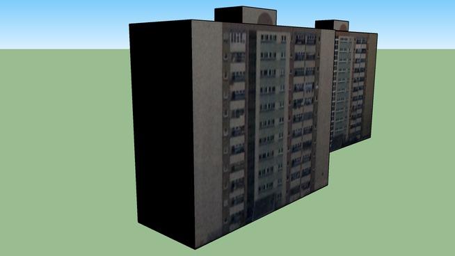 Budynki Mieszkalne przy CH Wola Park