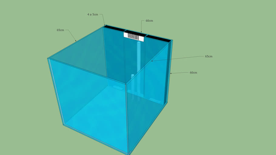 Aquarium design 2.0