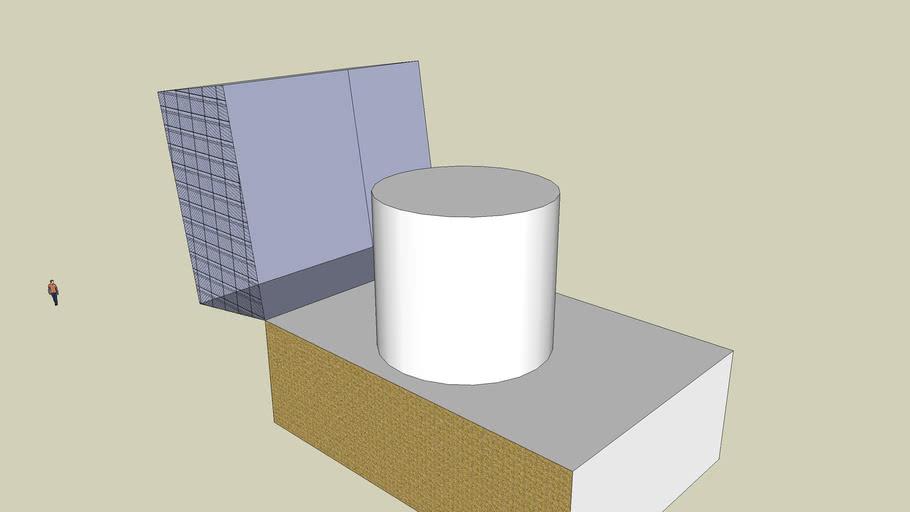 My 1st SketchUp Model