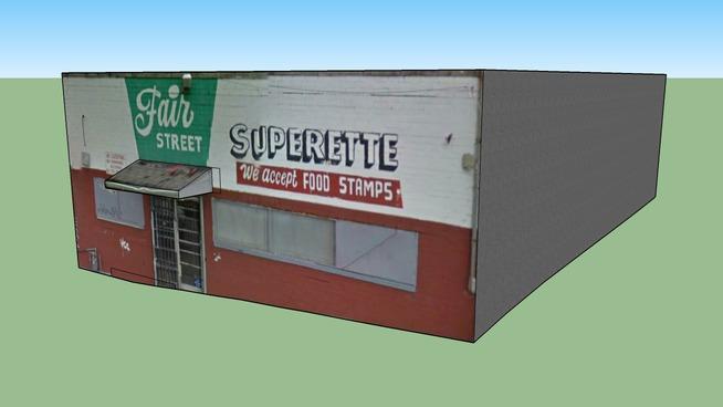 Fair Street Superette in Atlanta, Georgia