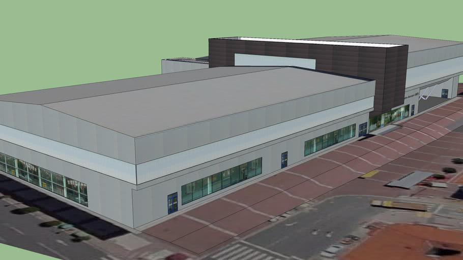 Centro deportivo municipal Lobete