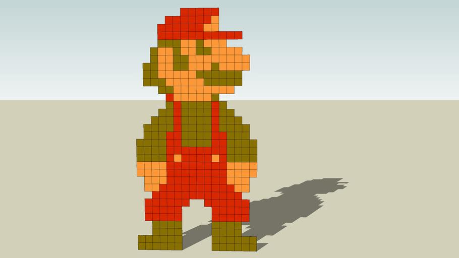 SMB Super Mario