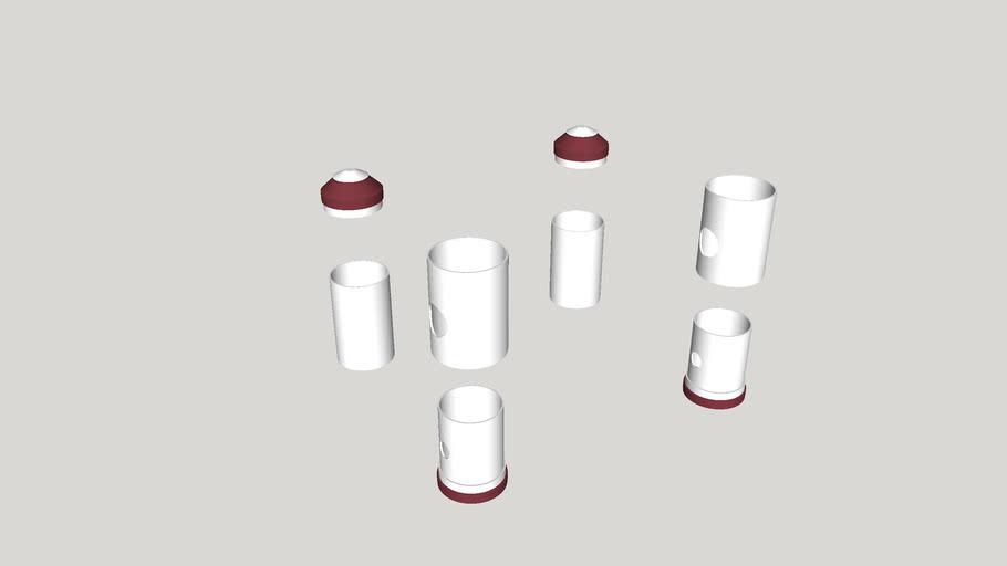 Jetpack Tanks And Caps