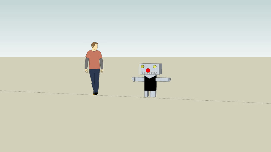 pet robot!