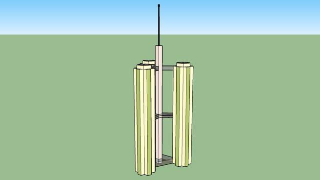 T2 - Hexagonal Tower