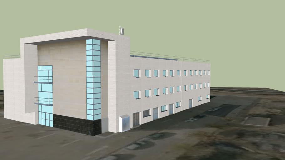 UdL - Escola Tècnica Superior d'Enginyeria Agrària (ETSEA) - Edifici 4