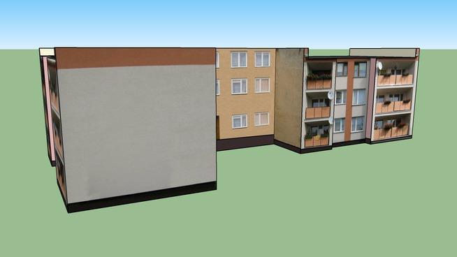 mudynek mieszkalny w Stoczku Łukowskim