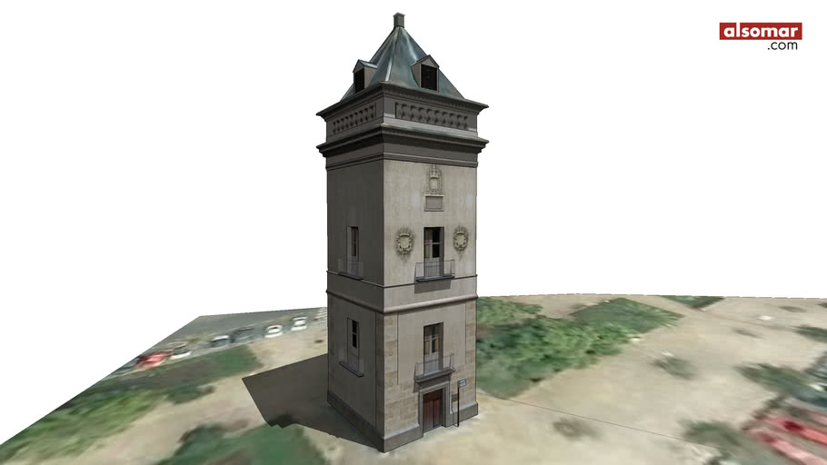 Torre de San Felipe, Valencia