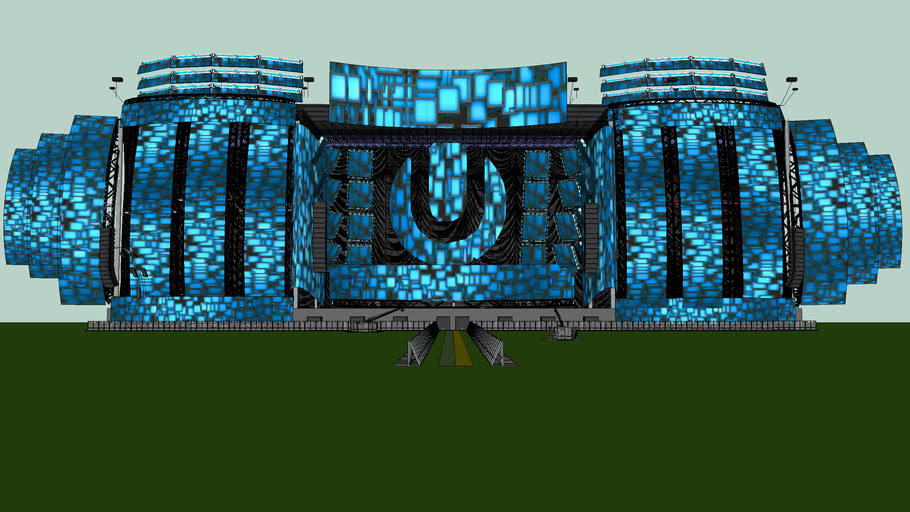 UMF Stage Concept
