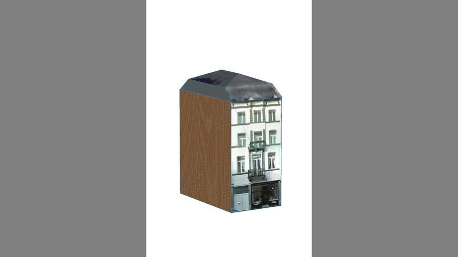 Rue Du Page, 83,  1050 Ixelles
