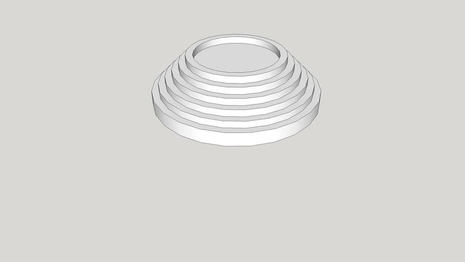 small riser (3cm)